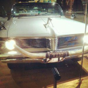 Shotgun Cadillac!