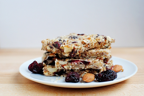 Chewy Granola Bars, Iowa Girl Eats