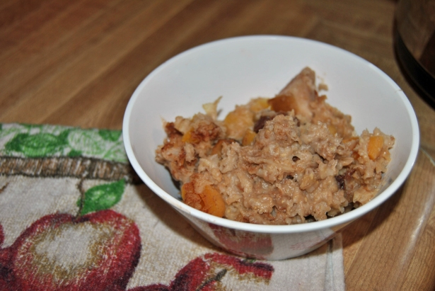 Slow Cooked Oats
