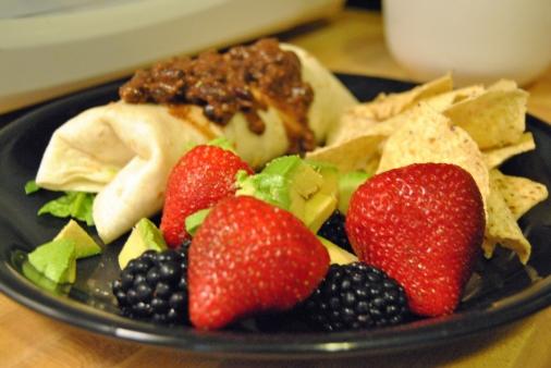 Fruit and Avocado Salad