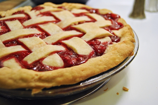 Final Sour Raspberry Pie