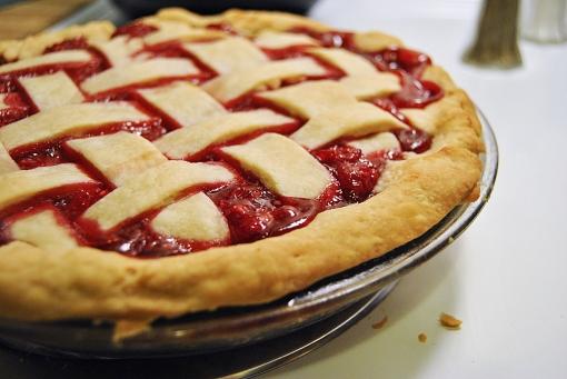 Final Sour Raspberry Pie