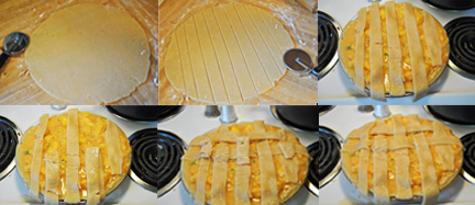 Step by Step Lattice