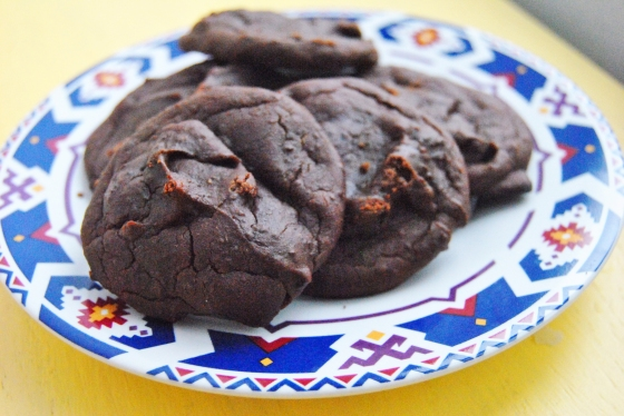 Southwest Chocolate Cookies